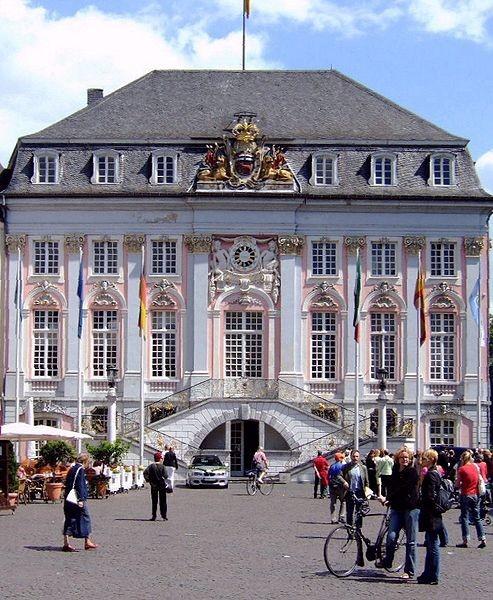 Старая ратуша в Бонне
