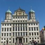 Городская ратуша в Аугсбурге