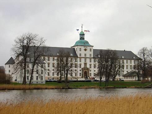 Замок Готторф