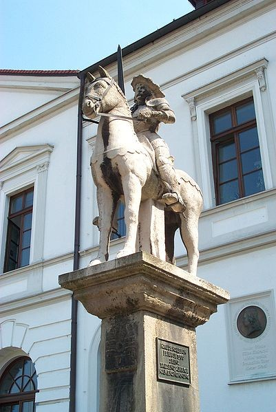 Статуя Роланда