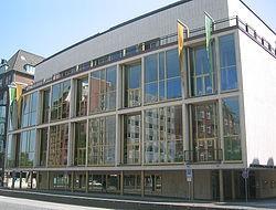 Гамбургский оперный театр