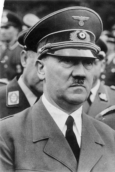 Гитлер Адольф