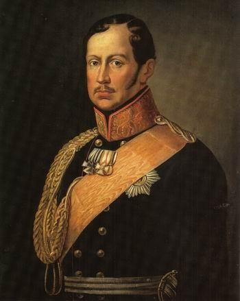 Фридрих - Вильгельм III