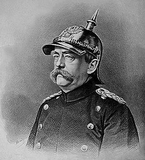 Бисмарк Отто Эдуард Леопольд фон Шёнхаузен