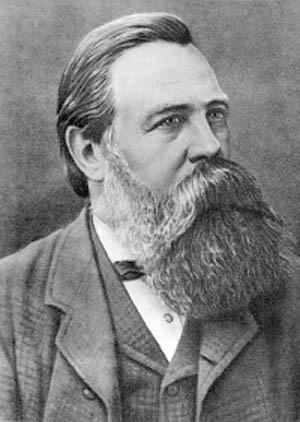 Энгельс Фридрих