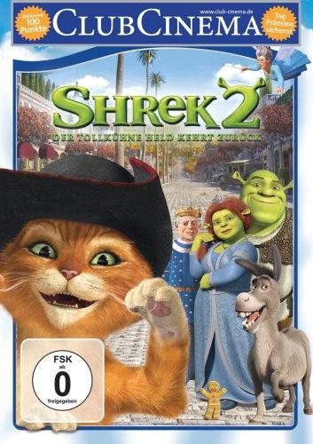 Shrek der Zweite