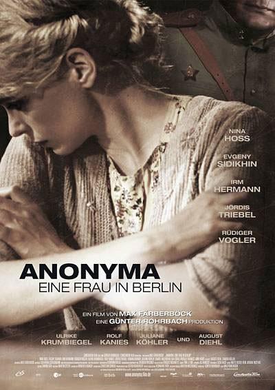 Anonyma - Eine Frau in Berlin